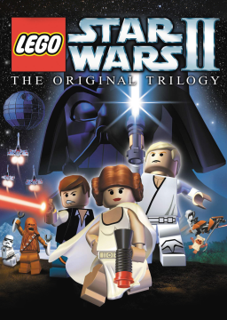 LEGO Star Wars II: The Original Trilogy (Console)'s cover