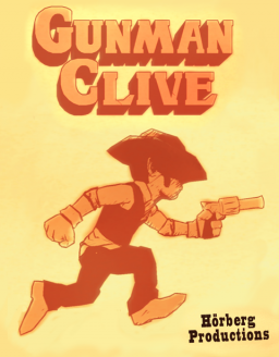 Gunman Clive's cover