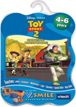Toy Story 2: Operation Rescue Woody's cover