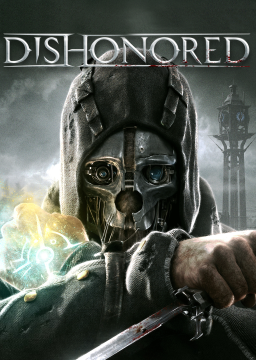 Dishonored's cover