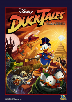 DuckTales: Remastered's cover