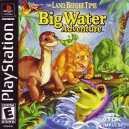 The Land Before Time: Big Water Adventure's cover