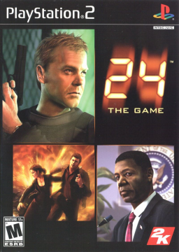 24: The Game's cover