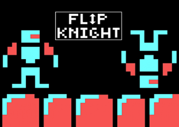 Flip Knight by Preatomic Prince's cover