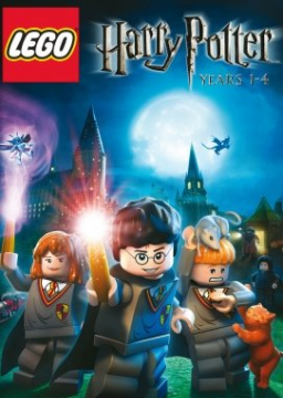 LEGO Harry Potter: Years 1-4's cover