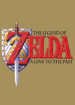 The Legend of Zelda: A Link to the Past's cover