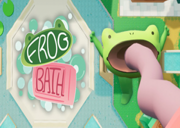 Frog Bath's cover