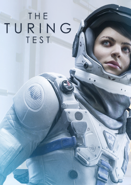 The Turing Test's cover
