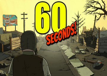 60 Seconds!'s cover