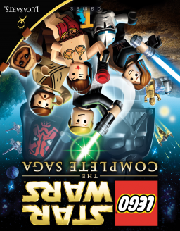 LEGO Star Wars: The Complete Saga Category Extensions's cover