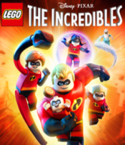 LEGO The Incredibles's cover