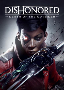 Dishonored: Death of the Outsider's cover