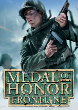 Medal of Honor: Frontline's cover