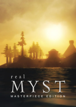 realMyst: Masterpiece Edition's cover