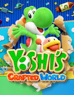 Yoshi's Crafted World's cover