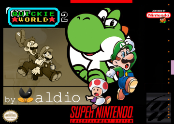 Quickie World 2's cover
