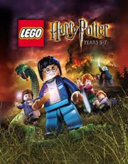 LEGO Harry Potter: Years 5-7's cover