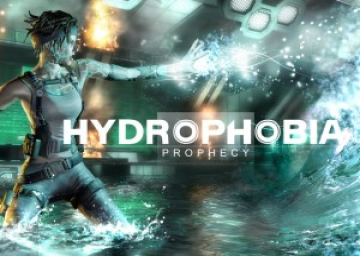Hydrophobia: Prophecy's cover