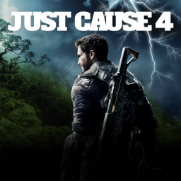 Just Cause 4's cover