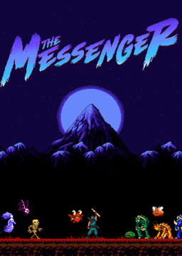 The Messenger's cover