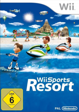 Wii Sports Resort's cover