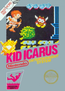 Kid Icarus's cover