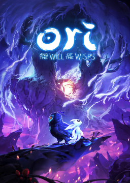 Ori and the Will of the Wisps's cover