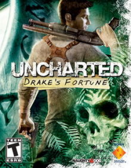 Uncharted: Drake's Fortune's cover