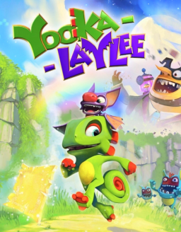 Yooka-Laylee's cover