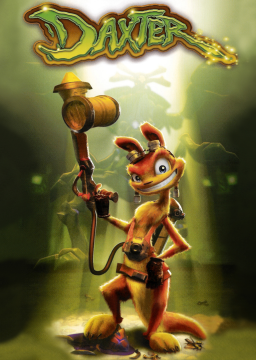 Daxter's cover