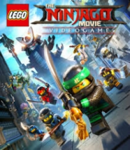 The LEGO NINJAGO Movie Video Game's cover