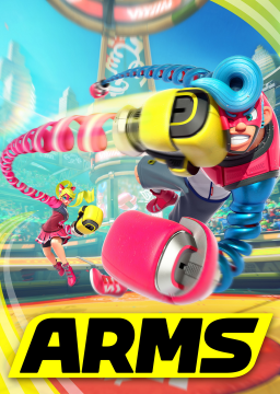 ARMS's cover