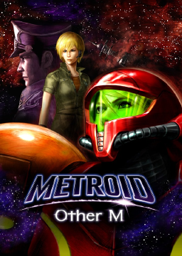 Metroid: Other M's cover