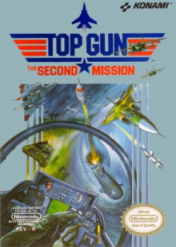Top Gun - The Second Mission's cover