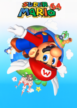 Super Mario 64 Category Extensions's cover