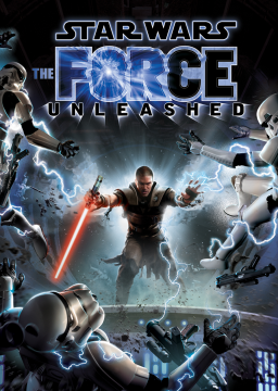 Star Wars: The Force Unleashed's cover