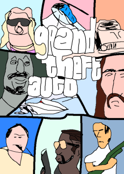 Grand Theft Auto Category Extensions's cover
