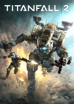 Titanfall 2's cover