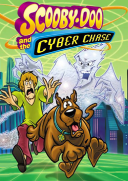 Scooby-Doo and the Cyber Chase (PSX)'s cover