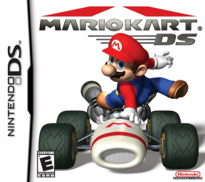 Mario Kart DS's cover