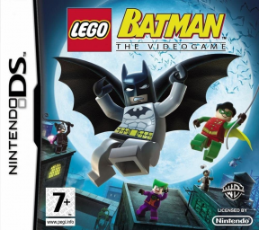 LEGO Batman: The Videogame (DS)'s cover