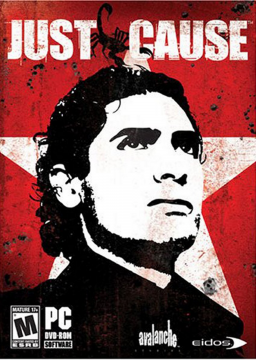 Just Cause's cover