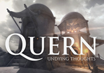 Quern - Undying Thoughts's cover