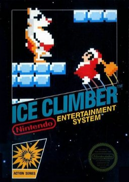 Ice Climber's cover