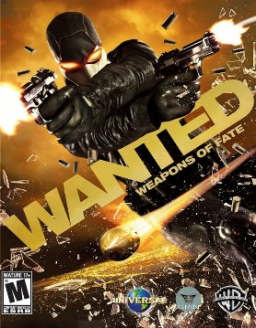 Wanted: Weapons Of Fate's cover