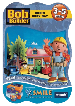 Bob The Builder: Bob's Busy Day's cover