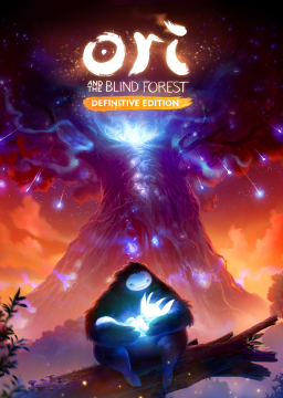 Ori and the Blind Forest Definitive Edition's cover