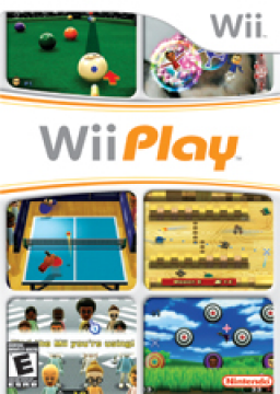 Wii Play's cover
