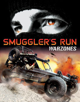 Smugglers Run: Warzones's cover