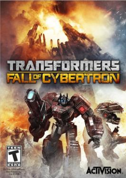 Transformers: Fall of Cybertron's cover